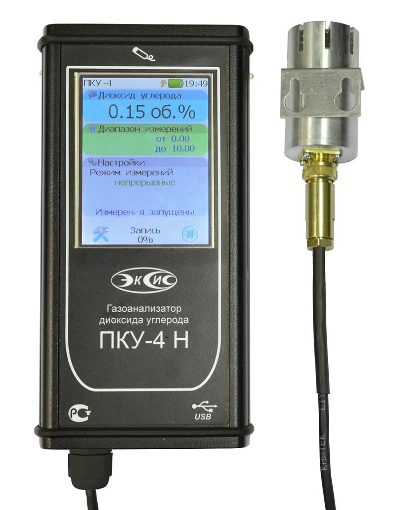 Газоанализатор углекислого газа ПКУ-4 Н-М-Т