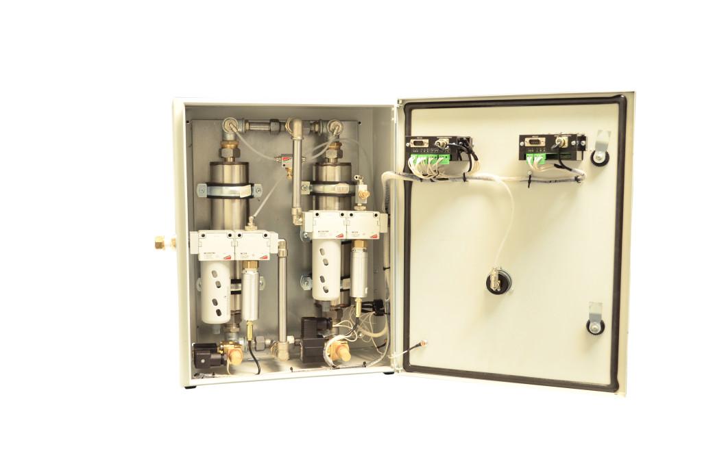 Установка осушки газов (исполнение 2)