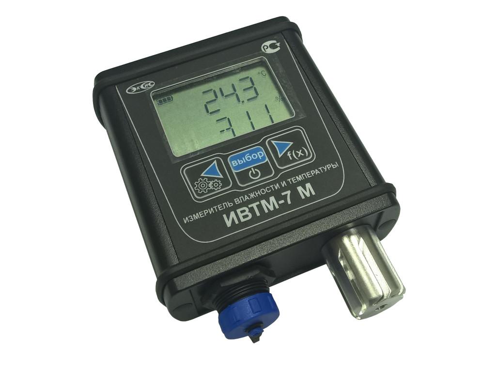 Термогигрометры