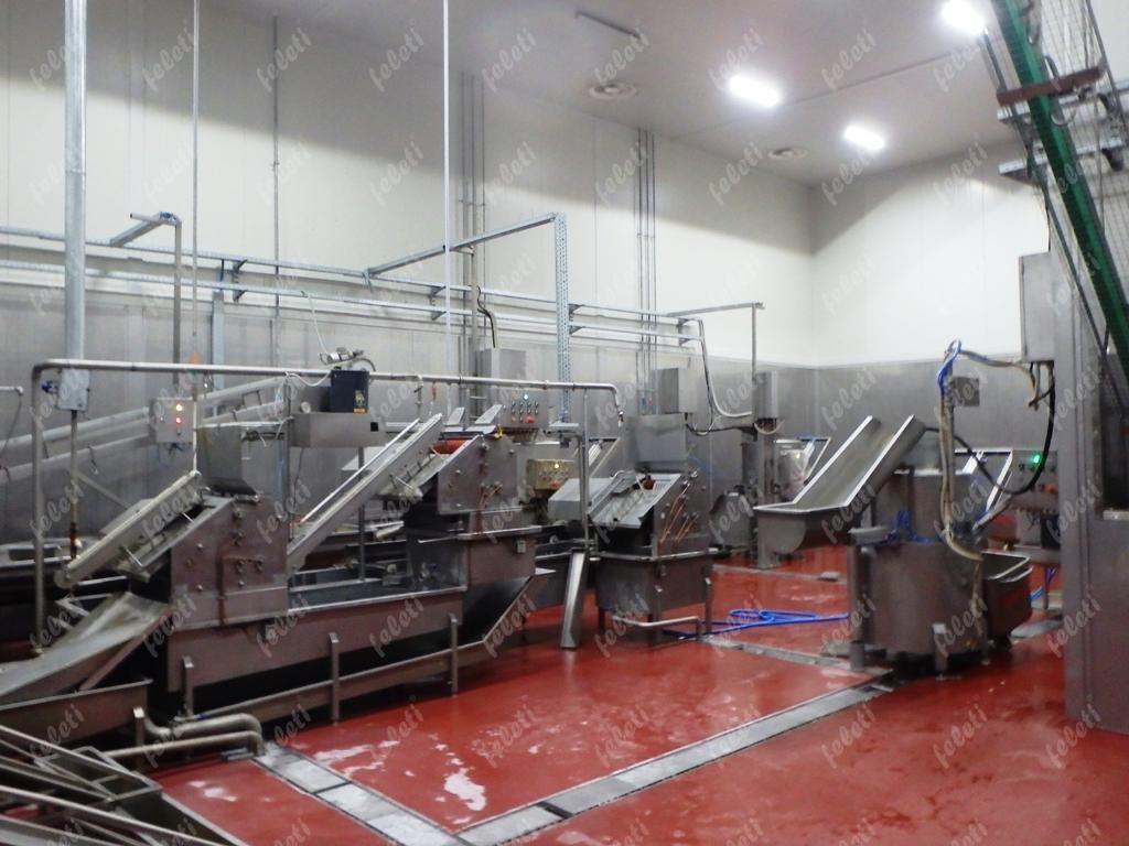 Обработка кишок и субпродуктов