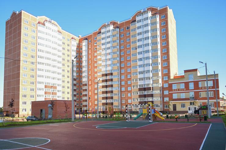 Новостройки в Домодедово