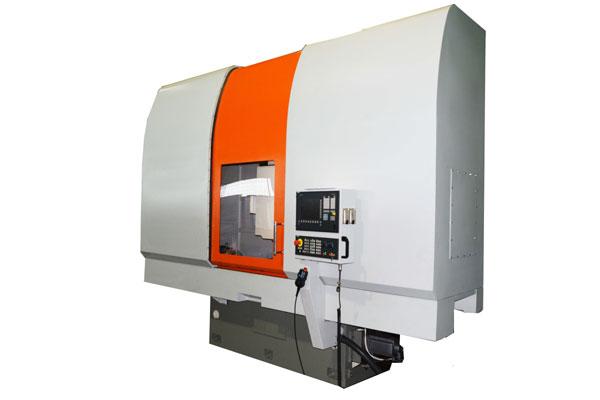 Полуавтомат профилешлифовальный с ЧПУ модели ОШ-220Ф3