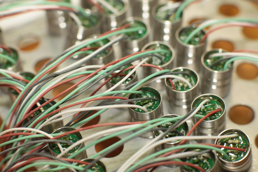 Заготовки с проводами