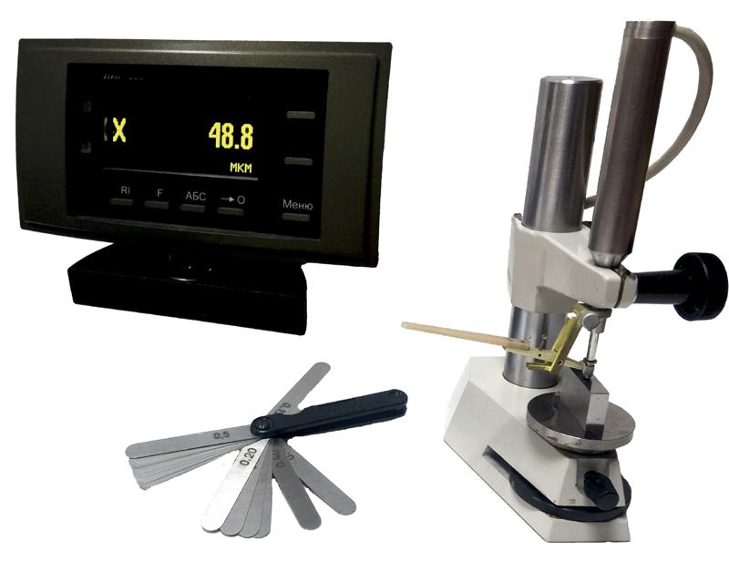 Прибор для контроля щупов М-020