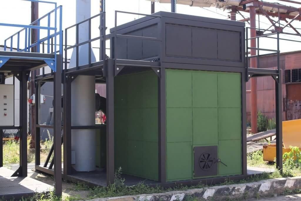 Деструкторы по обезвреживанию отходов