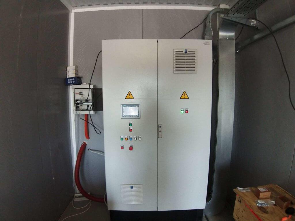 установки очистки отработанной серной кислоты