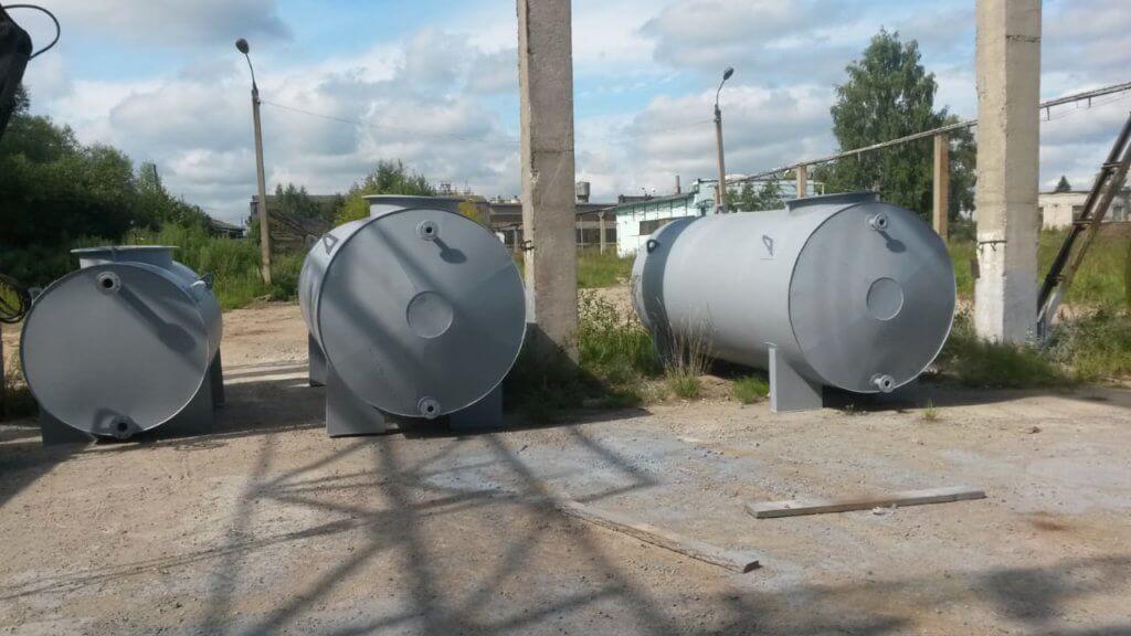 Резервуары различного назначения