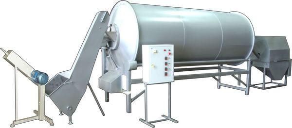 Линия для производства панировочных сухарей из просроченной хлебной продукции