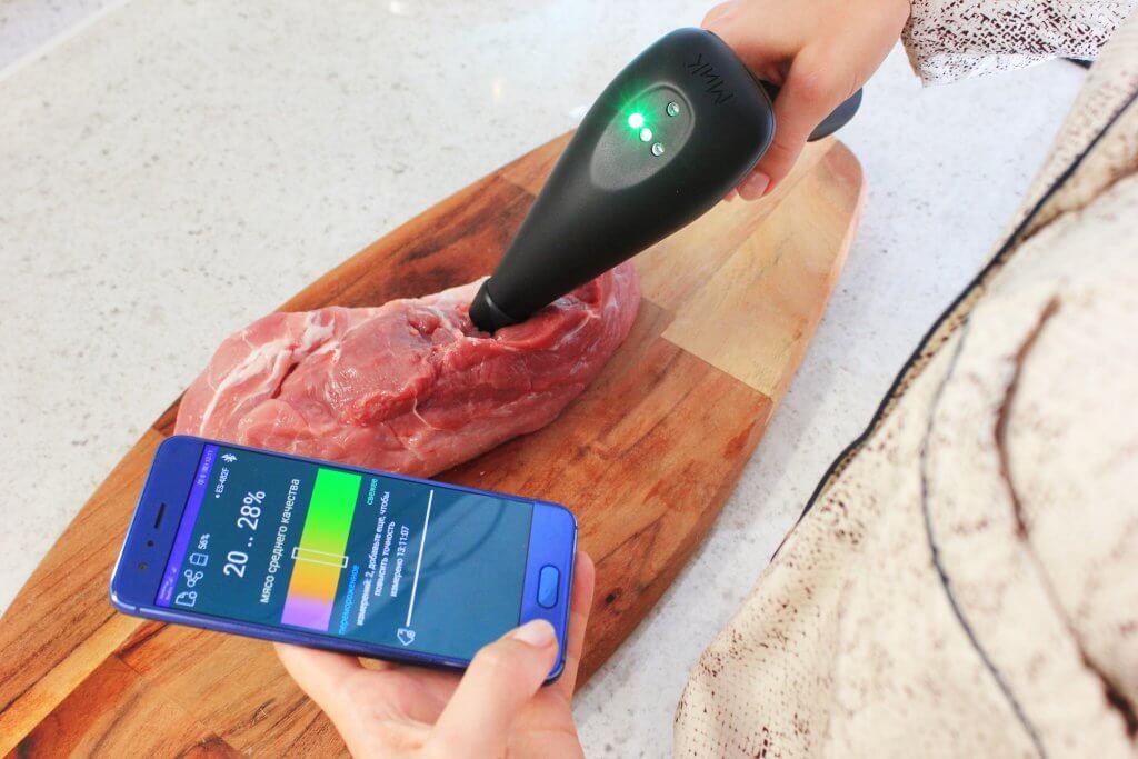 Анализатор свежести мяса