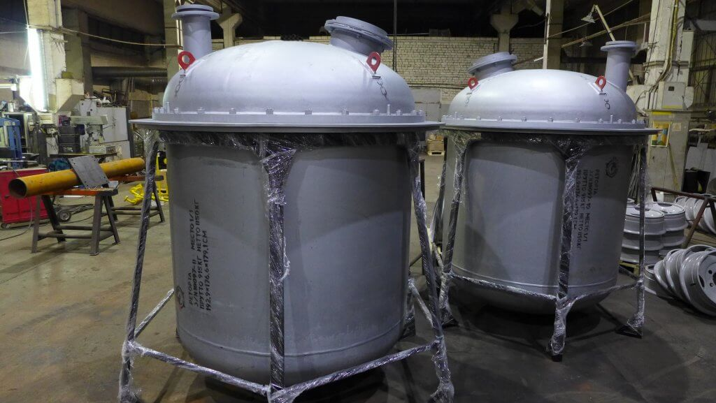 Пиролизные установки «Т-ПУ1» для утилизации промышленных отходов 3-5 класса опасности